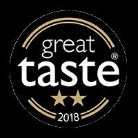 Great taste 18 2 star