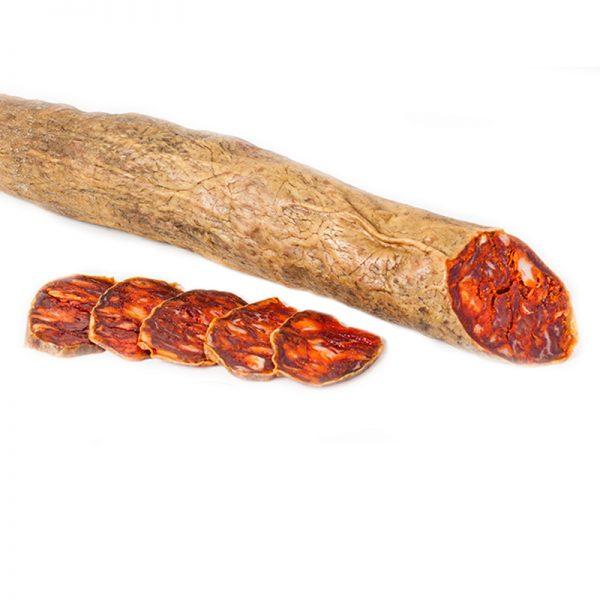 Chorizo ecológico ibérico de bellota